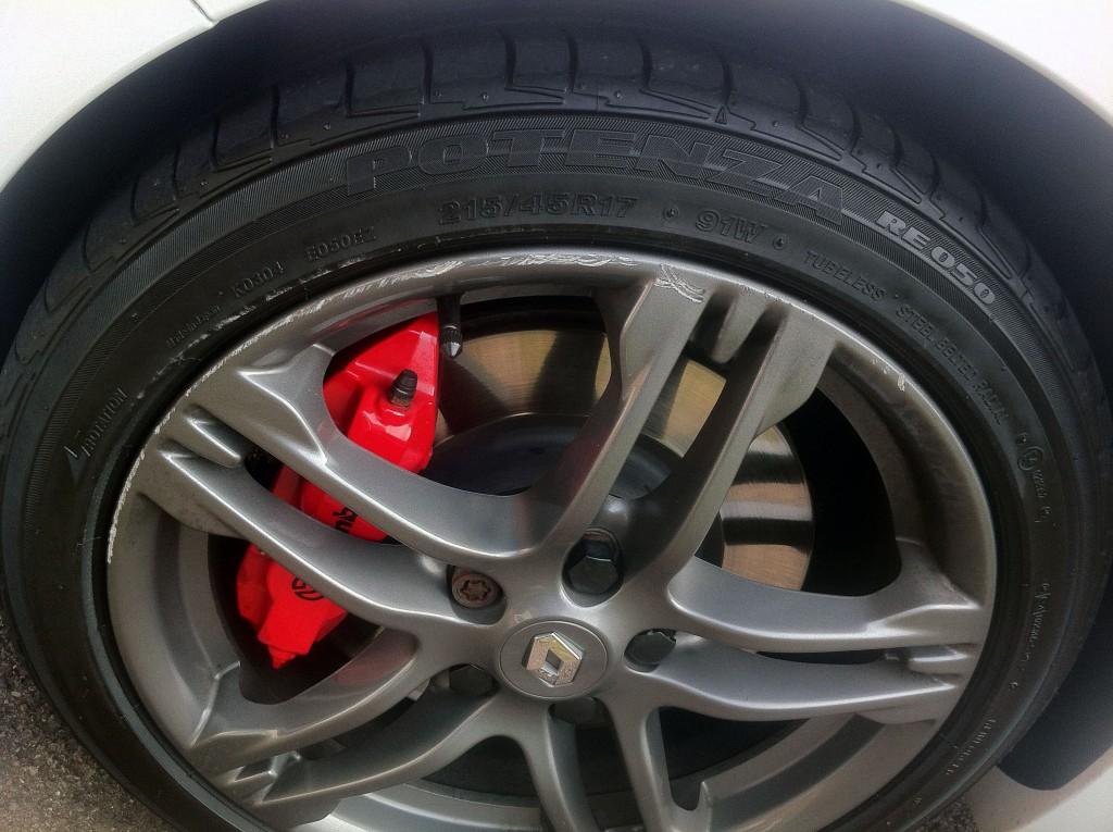 Kerbed Alloy Wheel Repair And Refurbishment Alloy Wheel Refurbsihment