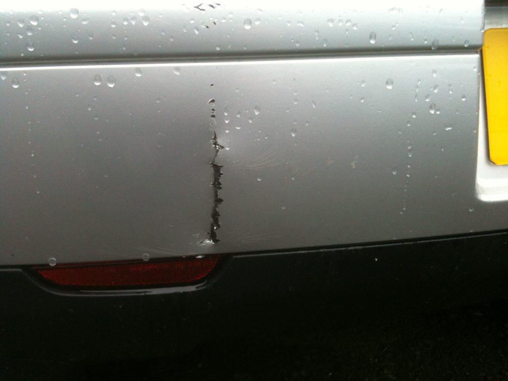 Car Paint Repair >> Cracked Bumper Repair | Car Bumpers Fixed - Smart Repair 4 U